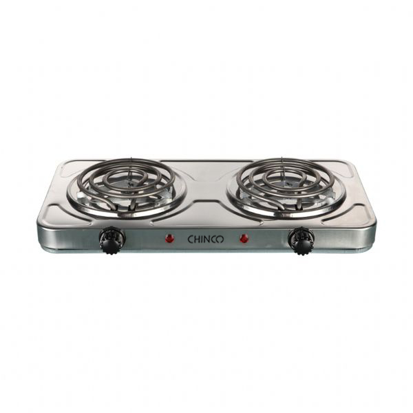Stainless steel electric hot plate